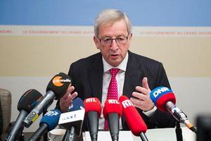 """Jean-Claude Juncker: """"Le gouvernement ne peut et ne veut pas tout faire seul"""""""