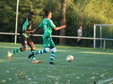 FC Ehlerange x FC Noertzange  R�sultat final 1-1