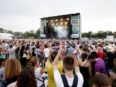 04.07.2015 - Rise against / People / Rock A Field 2015 / Reiser / Festival / Music / Concert / Summer / Day 2.