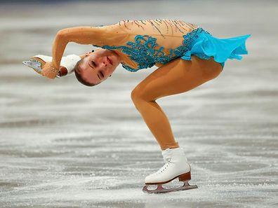 Grâce à une superbe 14e place et une note record (pour elle) de 51,36, Fleur Maxwell a composté son billet pour la finale du programme libre des Championnats d'Europe à Stockholm