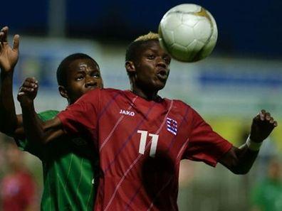 Chris Martins pourrait fêter sa première sélection chez les A contre la Biélorussie début septembre.