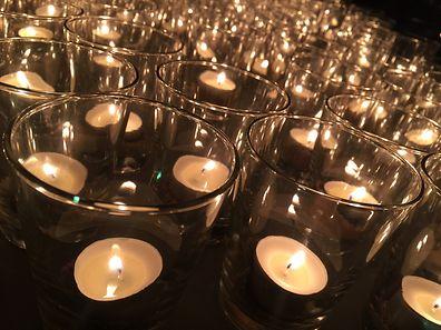 In Esch gedachten viele Bürger der Befreiung des Konzentrationslagers Auschwitz vor 70 Jahren.