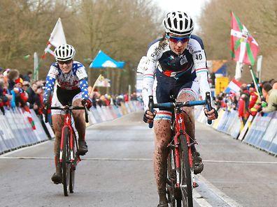 Christine Majerus belegte in Koksijde Rang 17.