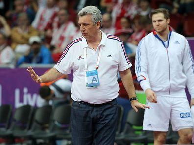 Claude Onesta songe avant tout à économiser ses joueurs majeurs pour pouvoir parer à toute éventuelle blessure.