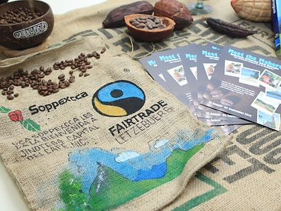Fairtrade Letzebuerg presented its balance sheet for 2014