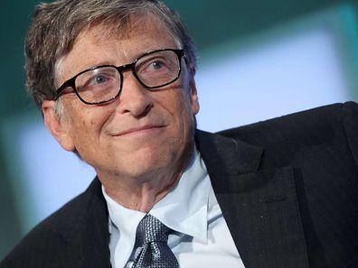 Le co-fondateur de Microsoft, l'Américain Bill Gates, reste l'homme le plus riche du monde avec une fortune qui atteint désormais 79,2 milliards de dollars. (Photo: AFP)