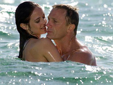 Die Bond-Girls wie Eva Green entsprachen dem Klischeebild der Frauen.