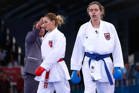 EM in der Coque: Die Vielfalt des Karate