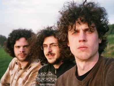 Die Moutforter Jungs um Cassée bestehen aus C. (Bass), Juggi (Gitarre) und Pit (Schlagzeug).