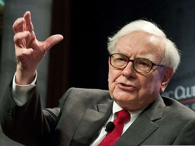 Warren Buffett ernährt sich nicht altersgerecht.