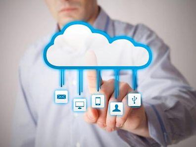 35 Prozent der Luxemburger benutzen Cloud-Dienste.