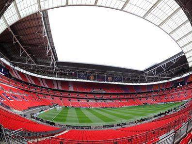 Wembley foi o estádio escolhido para a grande final do Euro2020