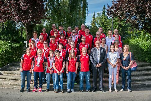 Special Olympics: Ehrung für die Sportler