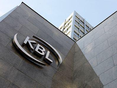 """""""Un changement de nom de KBL n'est pas à l'ordre du jour"""", a souligné Yves Stein, CEO du groupe. (Photo: Guy Jallay)"""