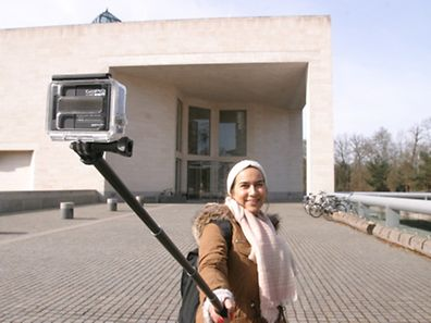 Luxembourg's museums have yet to reach a decision on selfie sticks