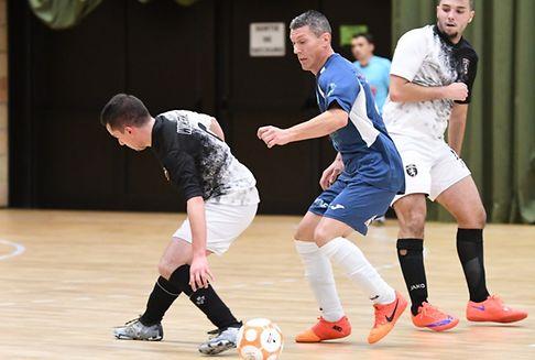 Futsal  : Coupe: les deux équipes differdangeoises au tapis