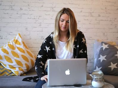 Emilie Higle, dispense des Blogging classes en tant que blogueuse professionnelle.