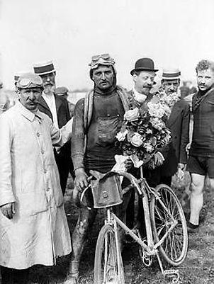 François Faber erreicht im Jahr 1909 den Höhepunkt seiner kurzen sportlichen Karriere. Er gewinnt die