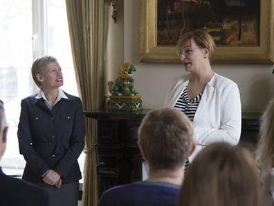British Pro Consul Evelien d'Hertog