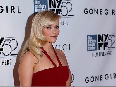 """Reese Witherspoon - hier zu sehen am 26. September bei der Premiere des Films """"Gone Girl""""."""