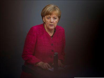 Angela Merkel verteidigte am Montag die Mautpläne.