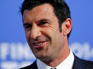 Luis Figo kandidiert für den Posten des Fifa-Präsidenten.