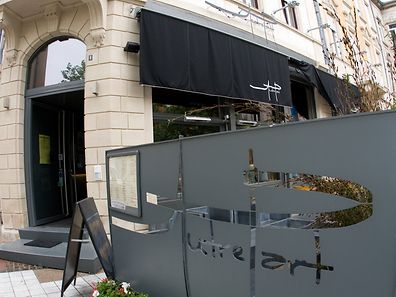 L'Autre Part restaurant in Differdange, not too far from the Miami University chateau