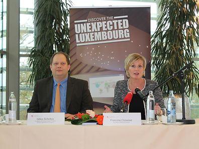 Gilles Scholtus & Francine Closener