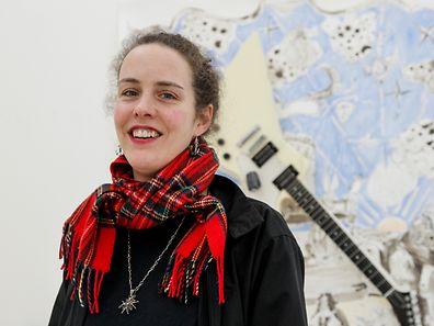 Catherine Lorent lebt und arbeitet in Berlin.
