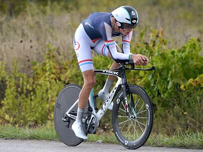 Alex Kirsch überzeugte als 17. von insgesamt 64 Teilnehmern.