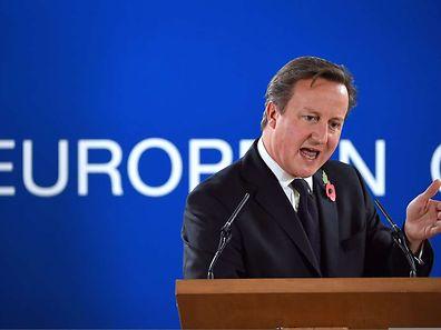 Der britische Premierminister Cameron will nicht zum Scheckbuch greifen.