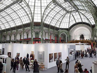 La FIAC de Paris est l'un des plus importants rendez-vous d'art contemporain du monde.