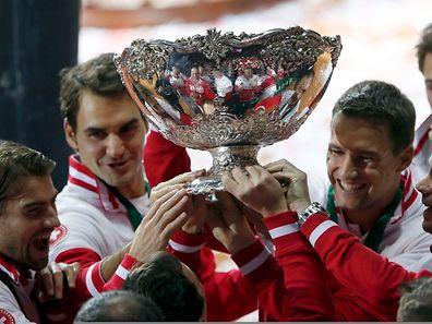 Après la Coupe Davis, il ne manque plus que l'or olympique ä Roger Federer.
