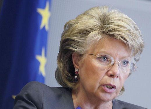 Viviane Reding a l'étoffe pour être la femme Premier ministre du Luxembourg