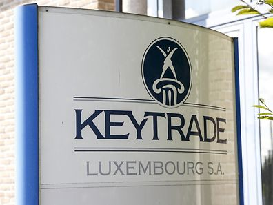 Keytrade Bank a ses bureaux rue Charles Martel à Luxembourg.