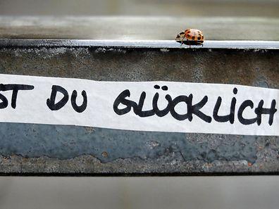 Zum Themendienst-Bericht vom 25. November 2015: Alles l�sst sich nat�rlich nicht beeinflussen - aber jeder kann etwas f�r sein eigenes Gl�ck tun. (Archivbild vom 29.04.2013/Die Ver�ffentlichung ist f�r dpa-Themendienst-Bezieher honorarfrei.) Foto: Martin Gerten