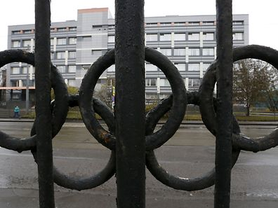 Die Wada führt Untersuchungen im Moskauer-Büro durch.