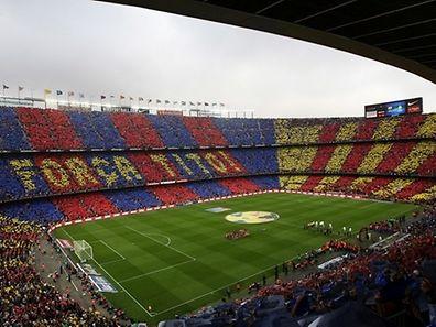 Das Camp Nou gehört zu den beliebtesten Stadien der Welt.