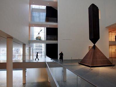 Die Räume des MoMA bieten den idealen Rahmen für die prestigeträchtige Ausstellung.