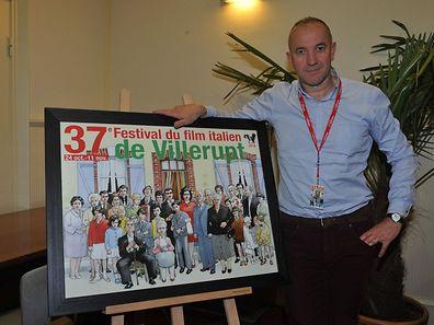 Philippe Claudel est le président d'un jury auquel participent également Laurent Witz (Mr Hublot) et l'acteur Jules Werner.
