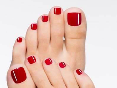 """46% des personnes examinées sont dotées d'un """"pied grec"""", c'est-à-dire qu'ils ont le deuxième orteil plus long que les autres."""