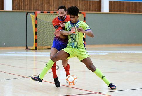 Futsal : Esch s'agrippe à la quatrième place, Bettendorf se relance