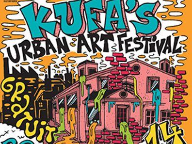 Kufa's Urban Art Festival, le samedi 20 septembre.