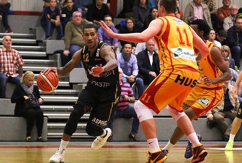 Basketball - In der Total League: Evans lässt Zolver aufatmen