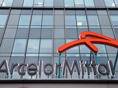 (FILES) - A picture taken on December 1, 2008 of the steel giant ArcelorMittal office, in Saint-Denis, oustide Paris. President Nicolas Sarkozy said on March 1rst, 2012 that steelmaker ArcelorMittal will invest 17 million euros ($23 million) to relaunch a furnace at a French plant, giving his re-election campaign a boost. The decline of France's manufacturing sector is a key issue in the April-May two-round election and Sarkozy is keen to stem announcements of major job losses during his re-election bid.  AFP PHOTO  BORIS HORVAT