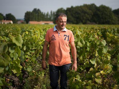 Thierry Martin est l'un des producteurs de vin à l'origine de ce long travail de hiérarchisation au sein du plus vaste vignoble mono-cépage blanc en France.