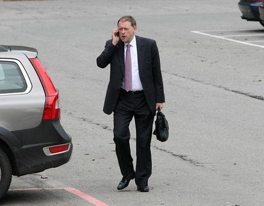 Albert Wildgen, the outgoing Cargolux CEO