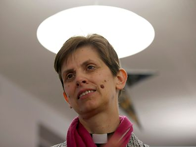 Libby Lane, the future Bishop of Stockport