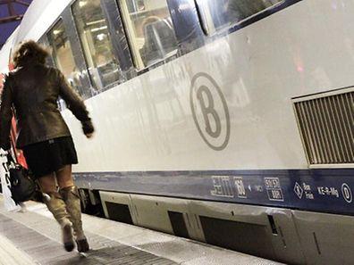 Mit Problemen ist am Mittwoch auf dem belgischen Eisenbahnnetz zu rechnen.