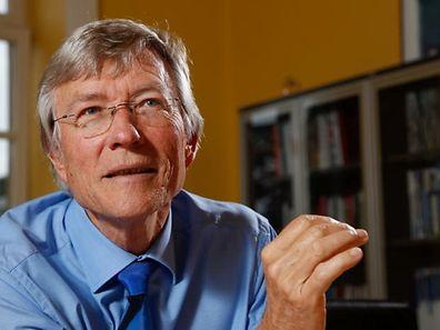 Rolf Tarrach - Rektor der Universitaet Luxemburg
